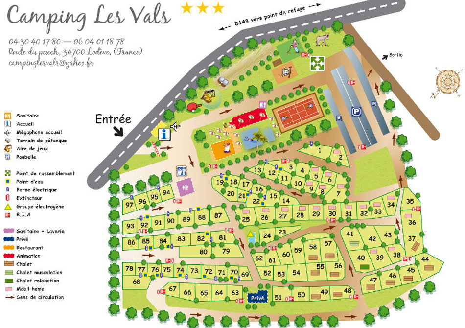 Les Vals MAP