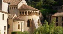 Abbaye st Guilhem le Désert